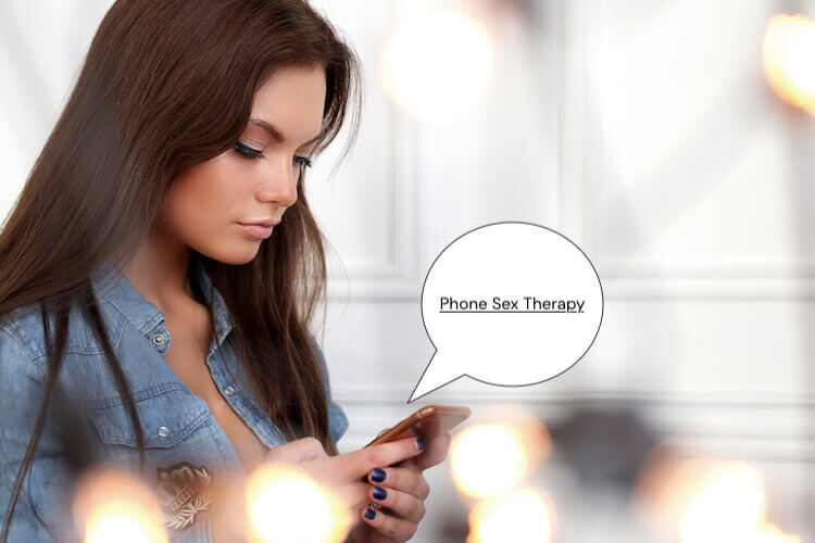 What Is Phone Sex Therapy, Benefits and How It Works Image