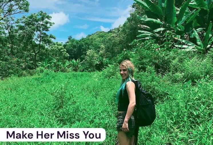 How to Make Her Miss You Image